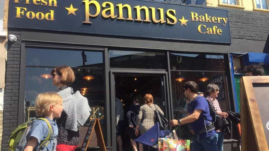 pannus  bakery coffee